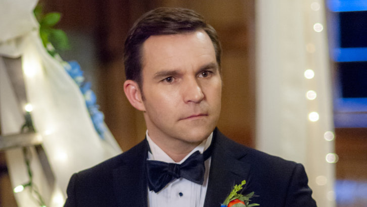 "Exclusive: An Interview With Geoff Gustafson From Hallmark's ""Signed, Sealed, Delivered: To the Altar"""